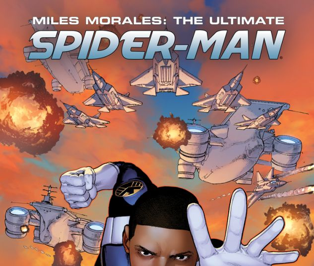 MILES MORALES: ULTIMATE SPIDER-MAN 9 (WITH DIGITAL CODE)