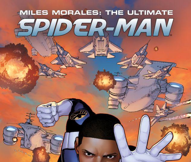 Miles Morales Ultimate Spider Man 2014 9 Comics Marvel Com
