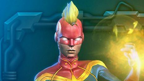 Marvel Contest of Champions: Captain Marvel