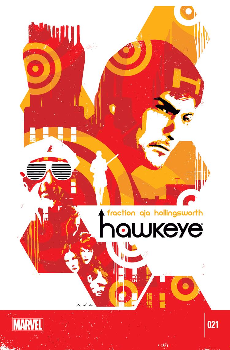 Hawkeye (2012) #21