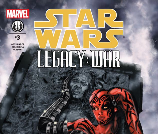 Star Wars: Legacy - War (2010) #3