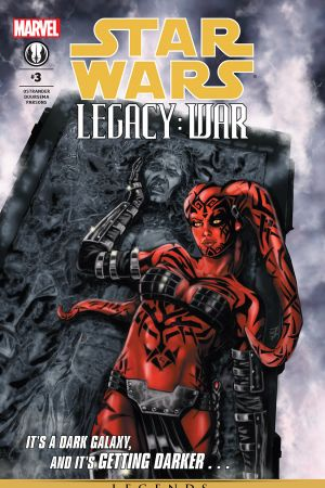 Star Wars: Legacy - War #3