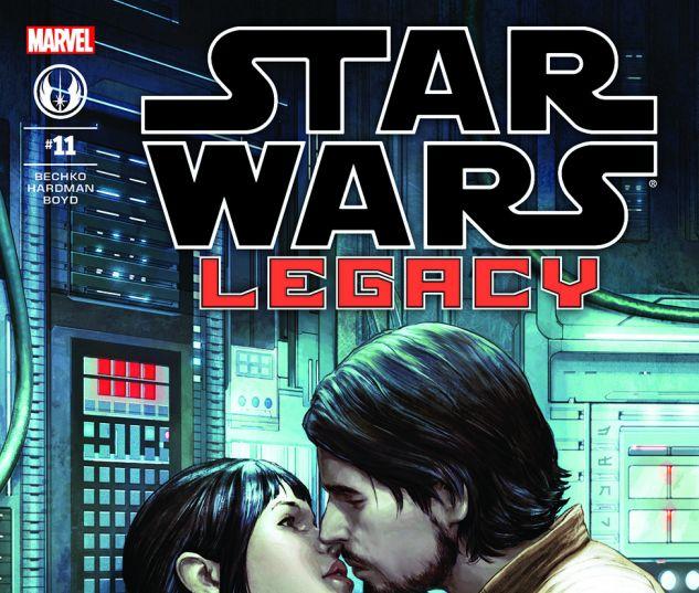Star Wars: Legacy (2013) #11