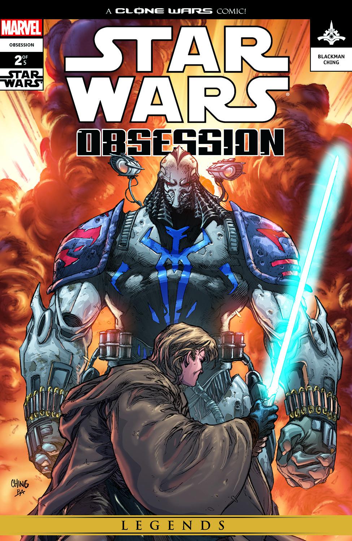 Star Wars: Obsession (2004) #2