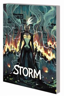 Storm Vol. 2: Bring the Thunder (Trade Paperback)