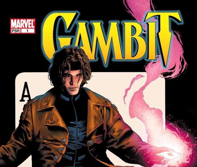Gambit (2004) #1 cover