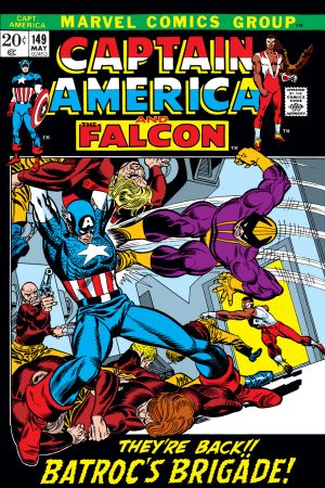Captain America (1968) #149