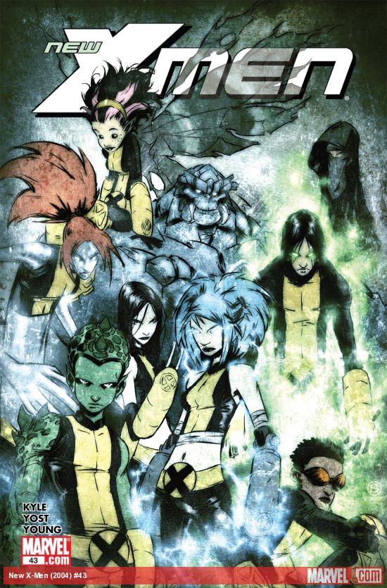 New X-Men (2004) #43