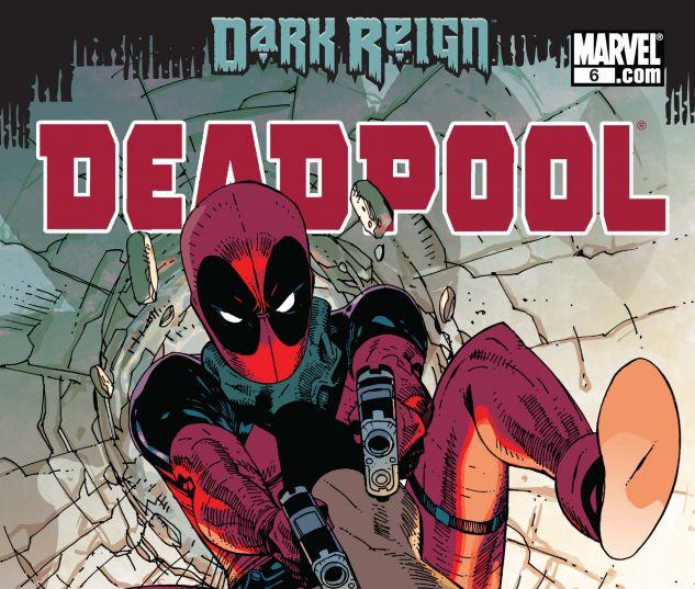 Deadpool (2008) #6