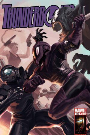 Thunderbolts (2006) #120