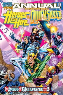 Heroes for Hire/Quicksilver Annual #1