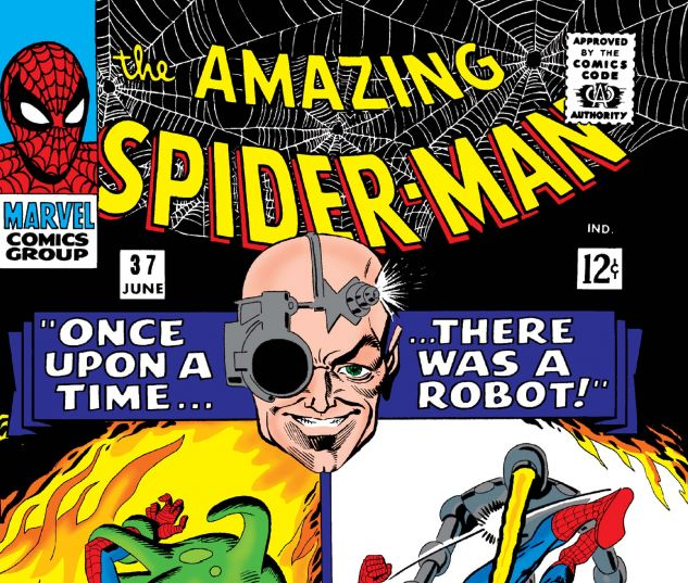 AMAZING SPIDER-MAN (1963) #37
