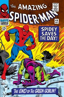 The Amazing Spider-Man (1963) #40