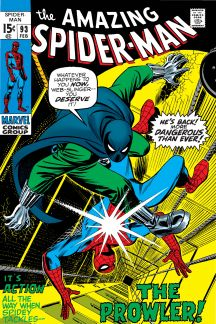 The Amazing Spider-Man (1963) #93