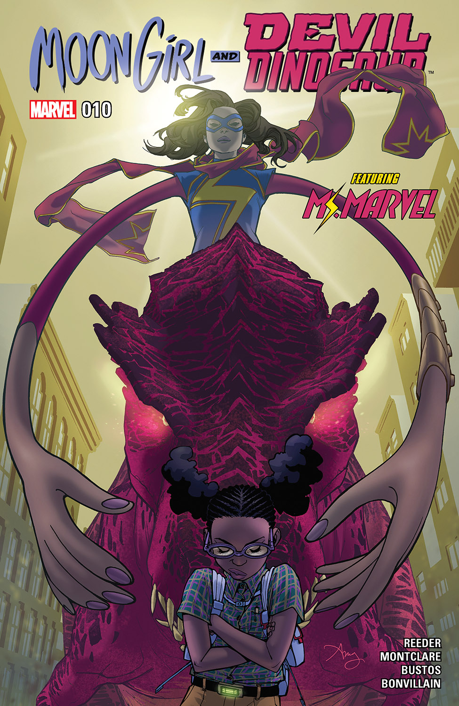 Moon Girl and Devil Dinosaur (2015) #10