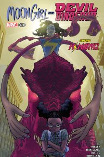 Moon Girl and Devil Dinosaur (2015) #10
