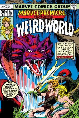 Marvel Premiere (1972) #38