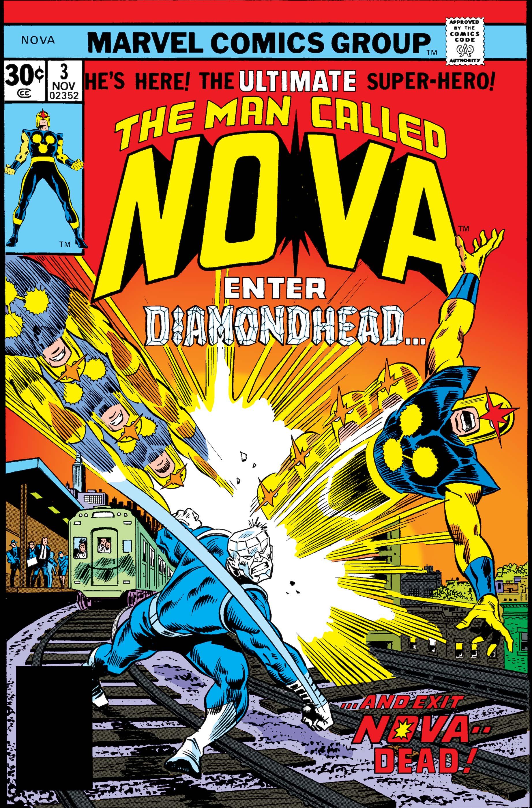 Nova (1976) #3
