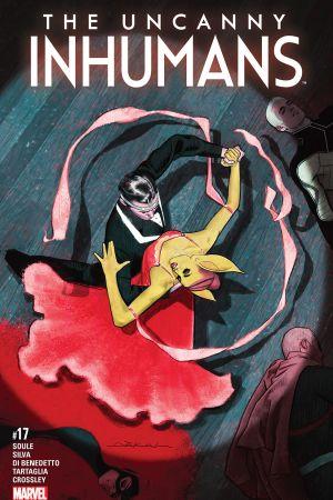 Uncanny Inhumans (2015) #17