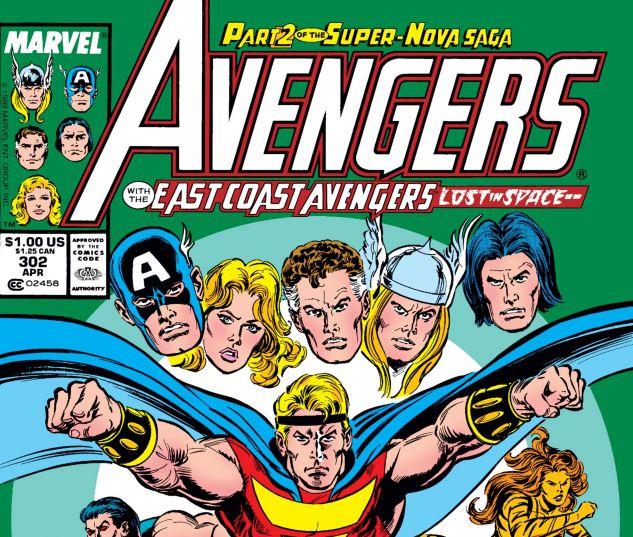 Avengers (1963) #302