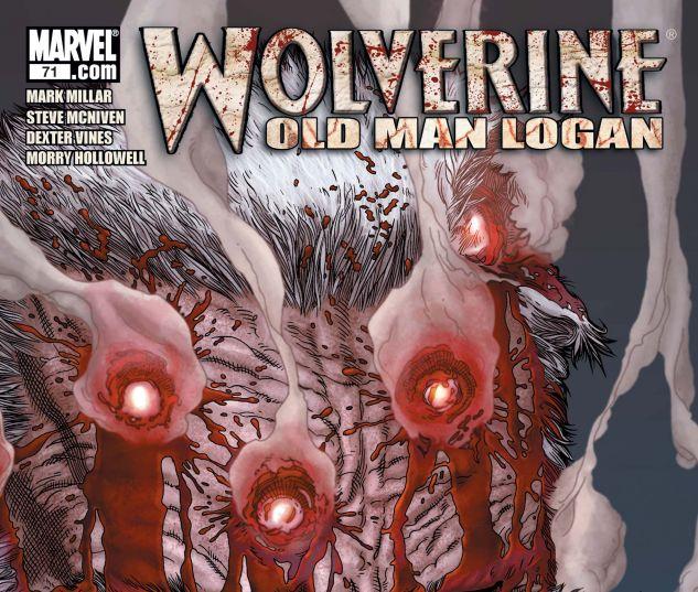Wolverine (2003) #71