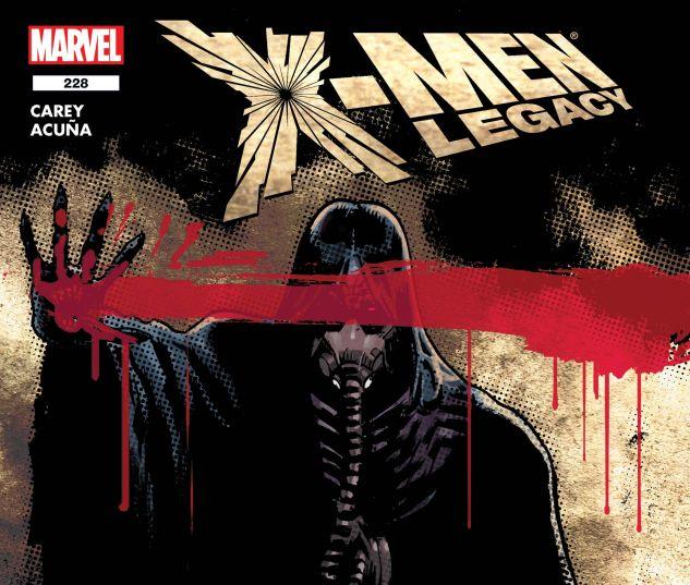 X-Men Legacy (2008) #228