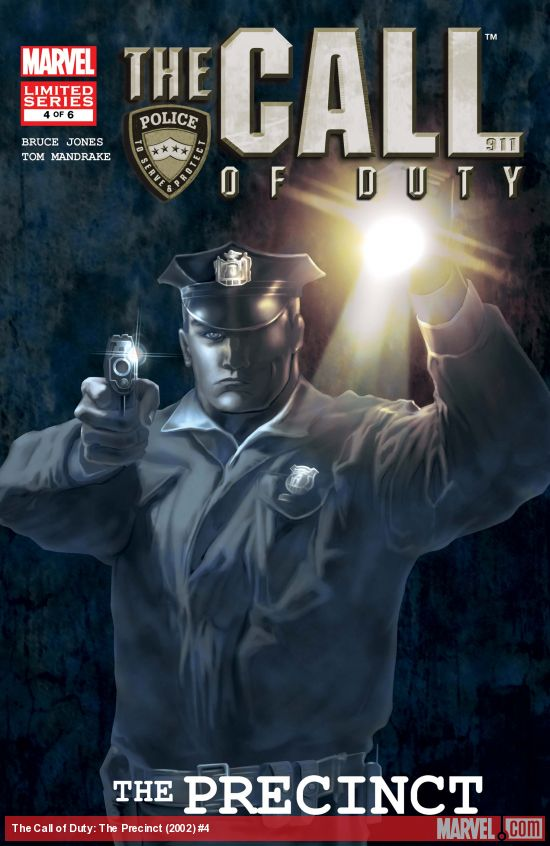 Call, the Vol. 2: The Precinct (Trade Paperback)