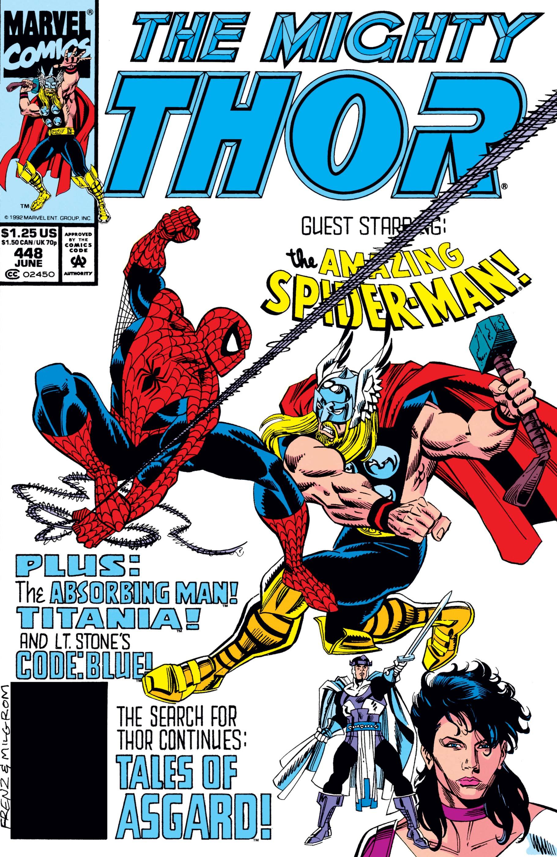 Thor (1966) #448