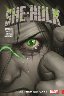 She-Hulk Vol. 2: Let Them Eat Cake (Trade Paperback)