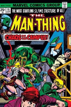 Man-Thing (1974) #18