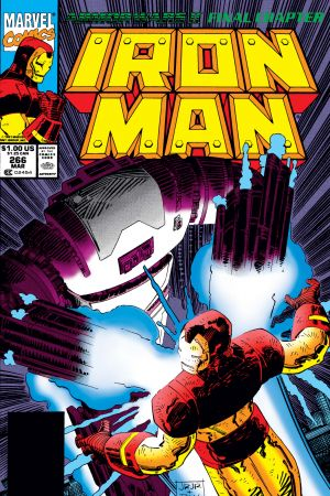 Iron Man #266