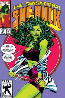 Sensational She-Hulk (1989) #43
