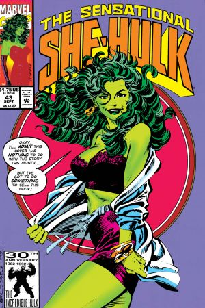 Sensational She-Hulk (1989) #43
