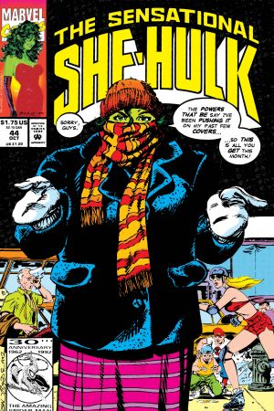 Sensational She-Hulk (1989) #44