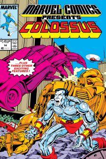 Marvel Comics Presents #14