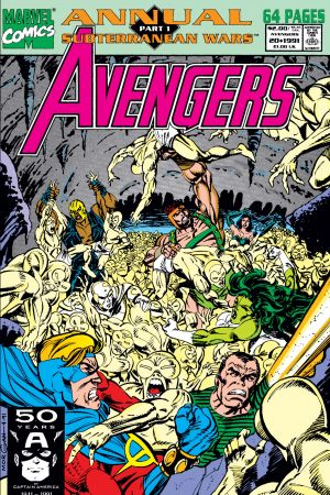 Avengers Annual #20