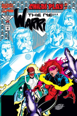 New Warriors (1990) #45