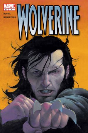 Wolverine (2003) #1