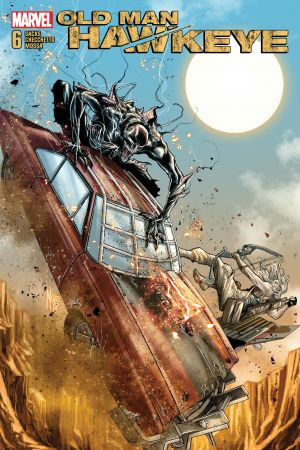 Old Man Hawkeye #6