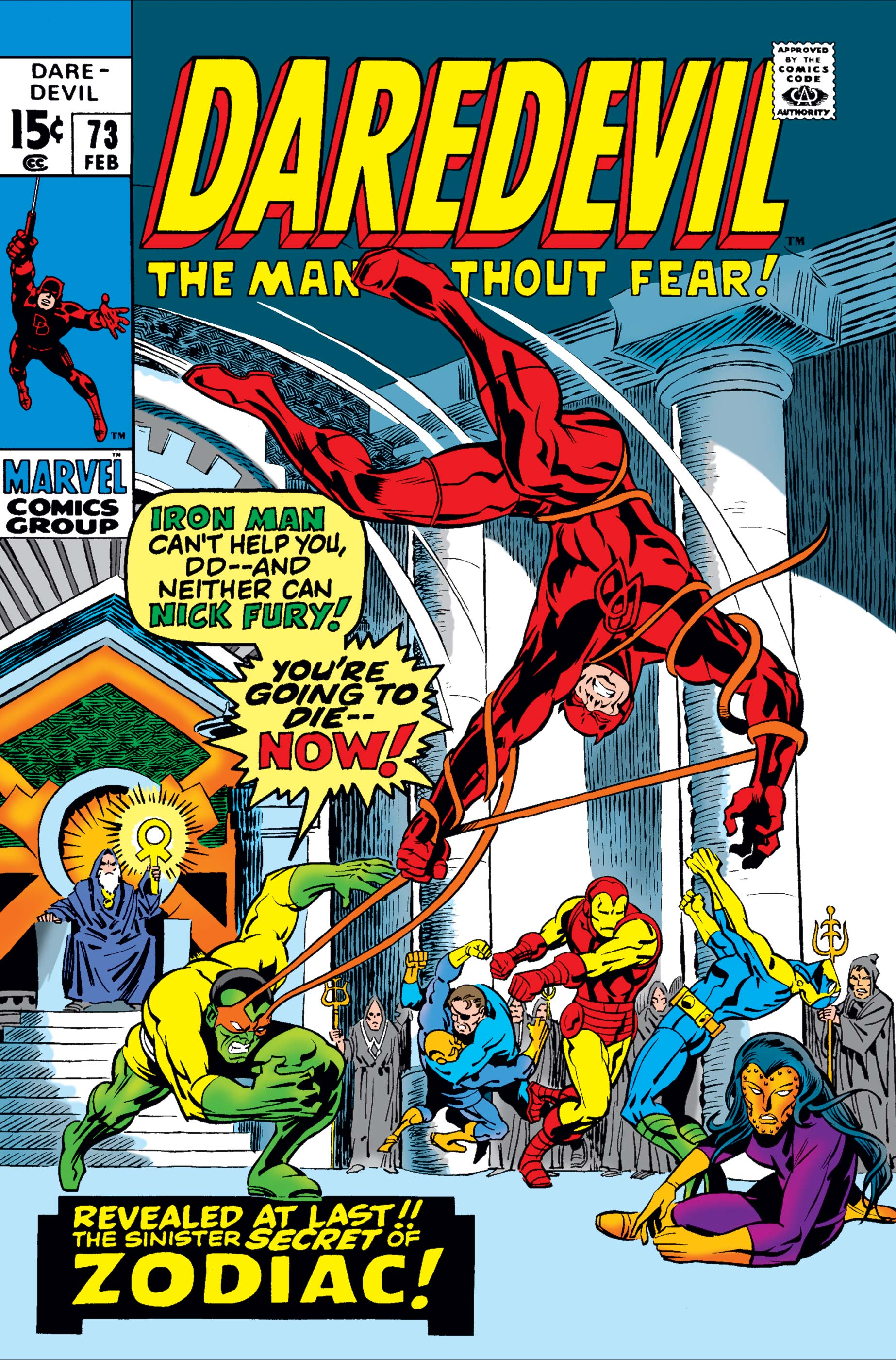 Daredevil (1964) #73