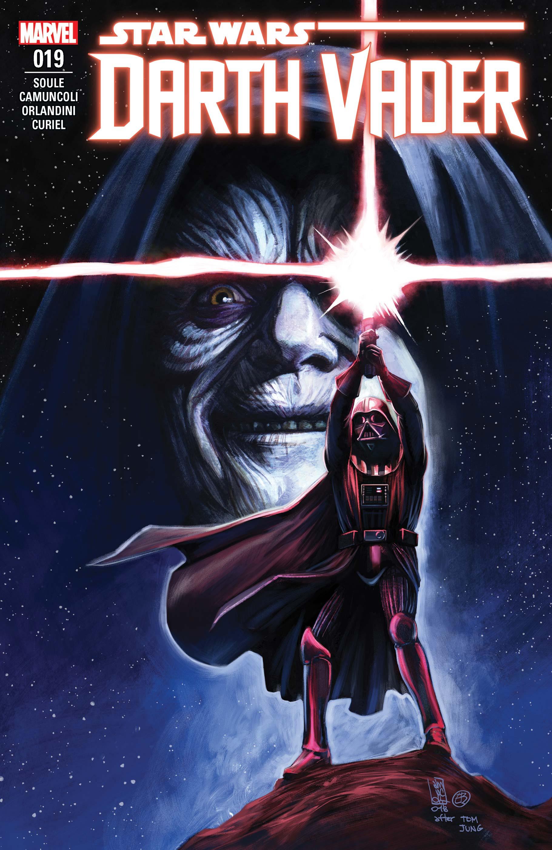 Darth Vader (2017) #19