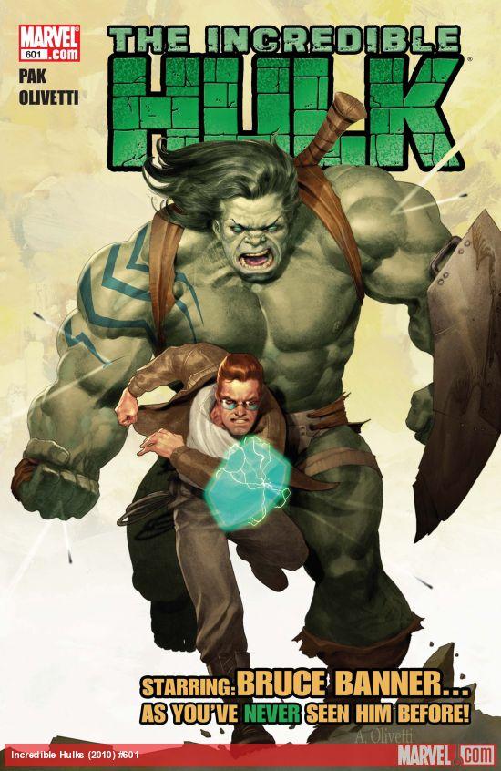Incredible Hulks (2010) #601