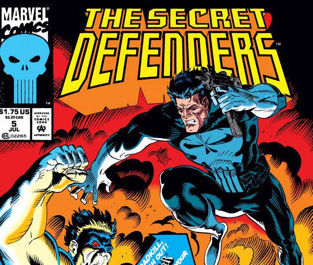 Secret Defenders #5