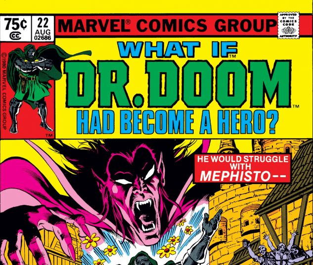 WHAT IF? (1977) #22