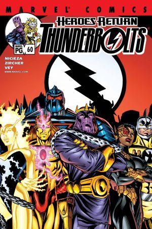 Thunderbolts #60