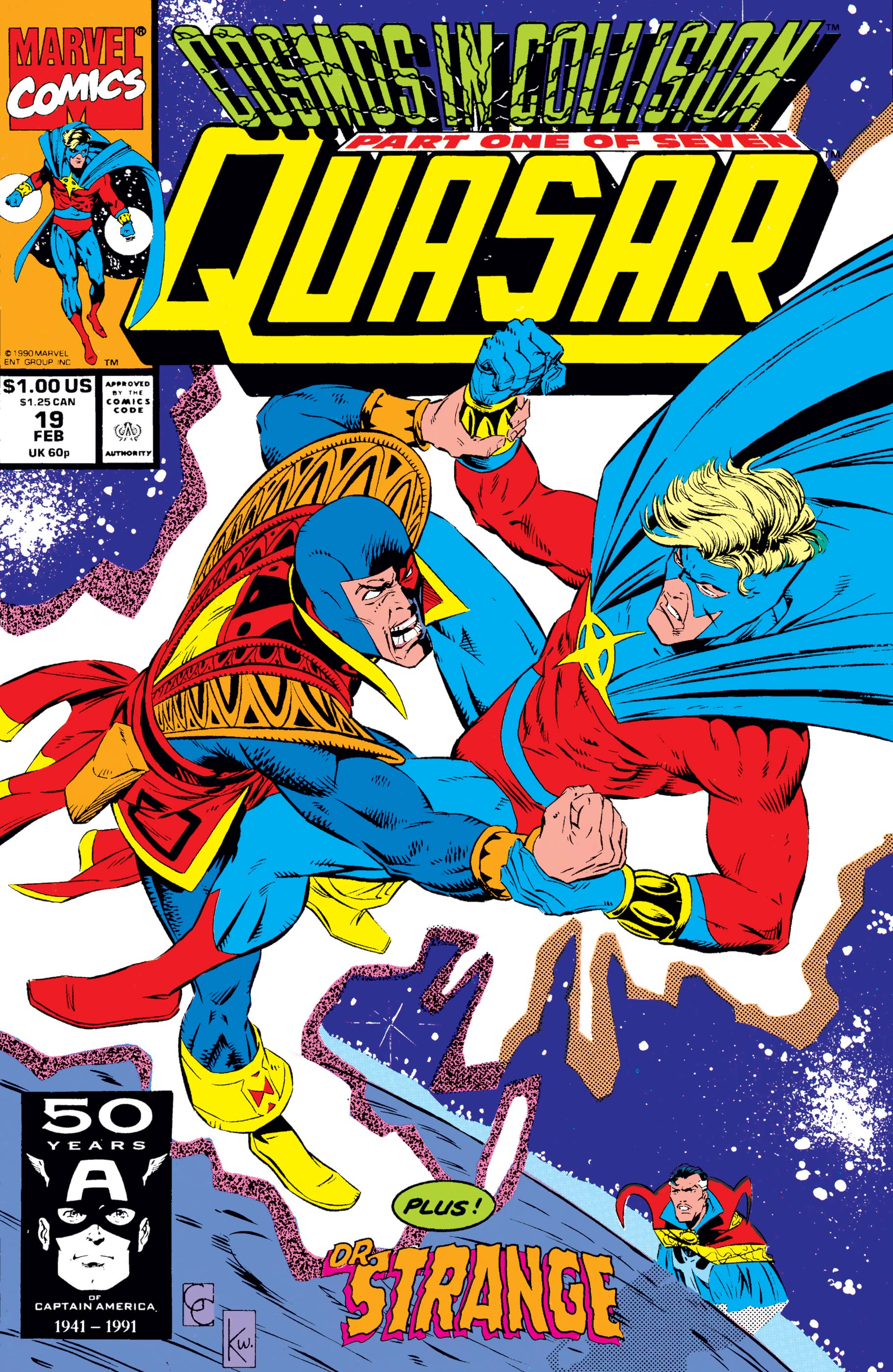 Quasar (1989) #19