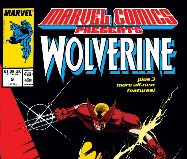 Marvel Comics Presents (1988) #9