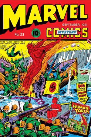 Marvel Mystery Comics (1939) #23