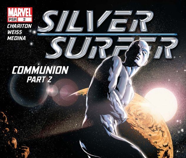 SILVER SURFER (2003) #2
