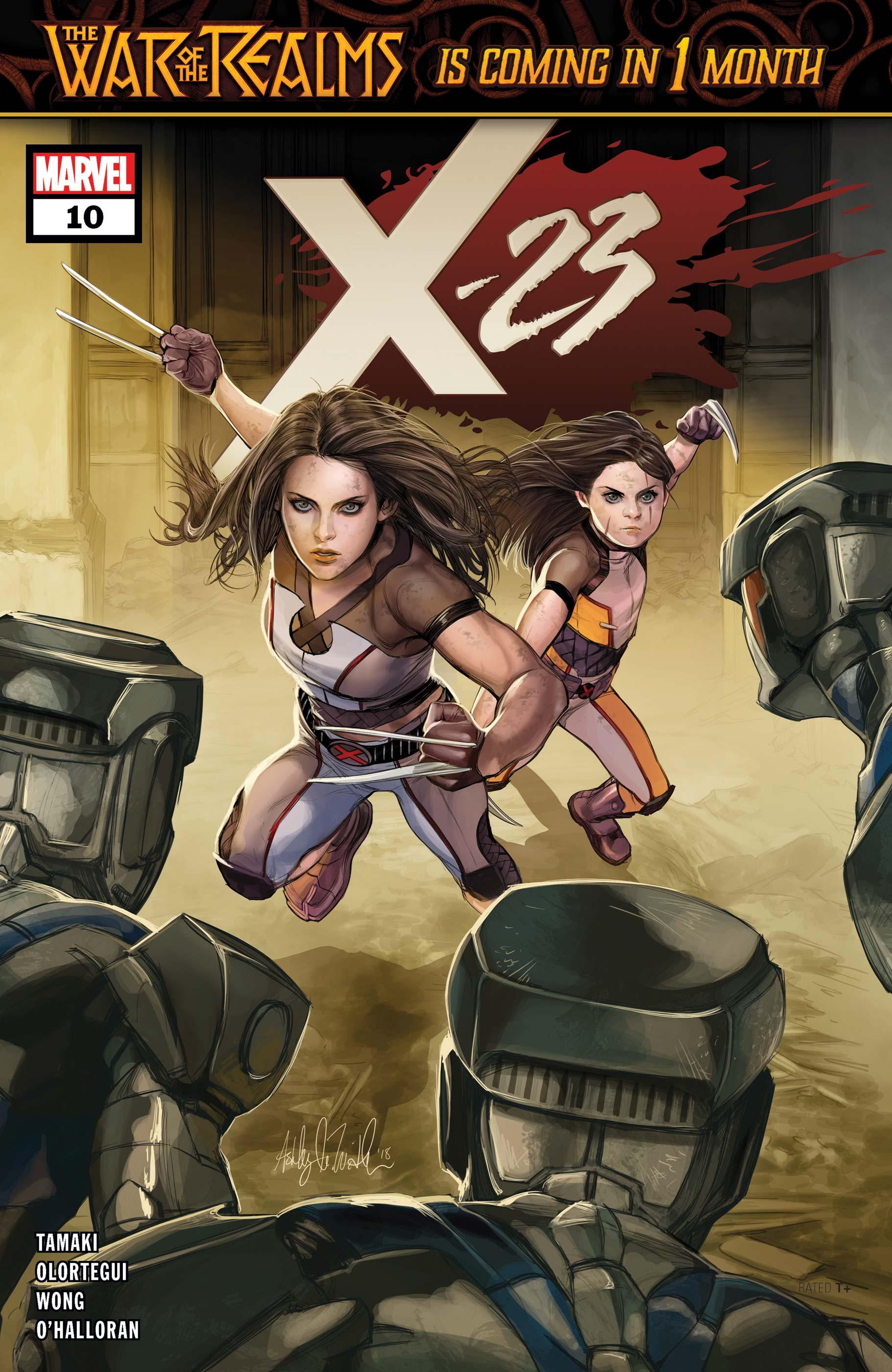 X-23 (2018) #10